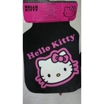 tapetes para auto hello kitty en mercado libre m xico. Black Bedroom Furniture Sets. Home Design Ideas