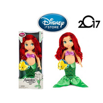 Ariel Disney Store Animators Collection La Sirenita Flounder