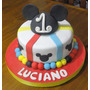 Tortas De Minnie Y Mickey