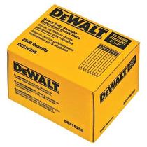 Dewalt Dcs16250 2-1 / 2 Pulgadas Por 16 Medidor De Uñas Fina