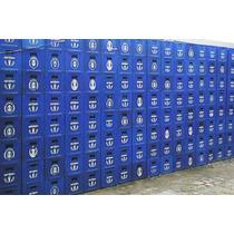 Caixas Vasilhames De Cerveja Litrão C/ 12 Litros Ambev