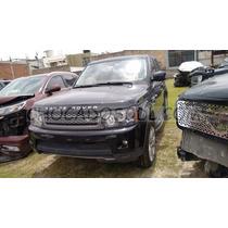 Range Rover Sport Sc 2011 Siniestrado Para Reparar...