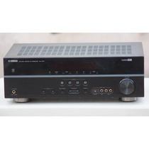 Amplificador Yamaha Htr 3064 500w, 5.1 8 Ohms Con Control