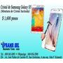 Oferta, Cristales Para Samsung Galaxy S5 (montura Incluida).