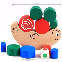 Lontra Equilibrista(montessori)
