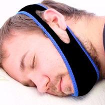 Faixa Anti Ronco Anti Apneia Neoprene Lavável Durma Melhor