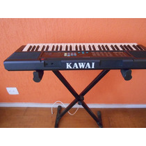 Teclado Kawai Fs 640 + Pedestal E Case