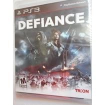 Defiance Ps3 Nuevo! Envio Gratis Navidad