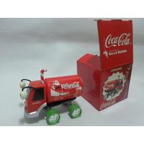 Cachivaches Coca Cola Caravana En Caja Del 2010 Funcinando