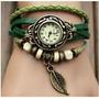 Reloj Pulsera Vintage Cuero Dama Relojes Somos Tienda<br><strong class='ch-price reputation-tooltip-price'>Bs. 2.250<sup>00</sup></strong>