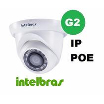 Câmera Dome Ip Vip S4020 G2 Intelbras Poe Ir 20m 2,8mm 1.0