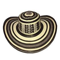 Sombrero Vueltiao 19 Elegante Anillo De Compromiso Plata