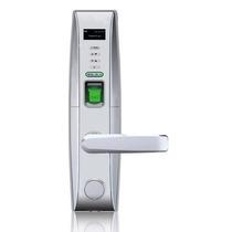 L4000pd Cerradura Biometrica Plateada Derecha/ Menu En Panta