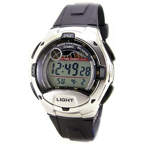 Relógio Casio W-753-1avdf Tábua De Marés - Autorizada Casio