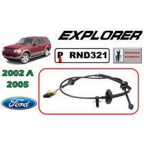 02-05 Ford Explorer Cable Selector De Velocidad Automatica