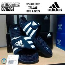 Cholas Chancletas Sandalias Chancla Adidas Adissage Original