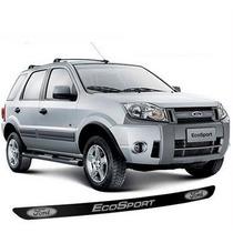Protetor Adesivo Soleira D00 Porta Carro Ford Ecosport