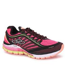 Tênis Running Feminino Olympikus Runway - Pink