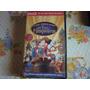 Mickey Donald Goofy Los Tres Mosqueteros Infantil Vhs