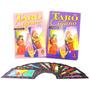 Box Tarô Cigano. Baralho Com 36 Cartas Coloridas + Livro