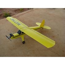Aeromodelo Pastinha Cub J3 Flymagão