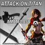 Espada Katana Attack On Titan Kensei Full Tang, Shingeki