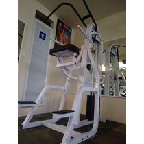Maquinas Gym:dominadas Y Fondos Peso Integrado (75kg)