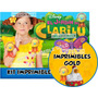Kit Imprimible El Jardin De Clarilu Diseñá Con Candy Bar