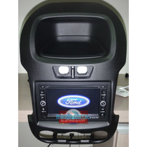 Central Multimidia Nova Ford Ranger Xl 2012 2013 2014 2015