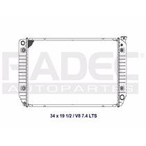 Radiador Chevrolet Heavy Duty/series 2500/3500 94-00 7.4 L 2