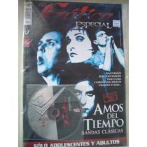 Revista Gotica Especial Amos Del Tiempo Nueva The Cure Bauha