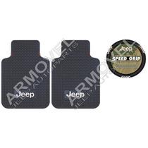 Jeep Juego Tapetes Universales 3 Piezas - Nuevo