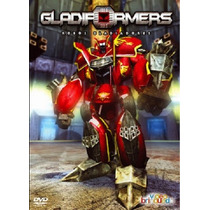 Dvd Gladiformers Robos Gladiadores Original