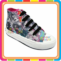 Zapatillas Monster High - Originales - Mundo Manias