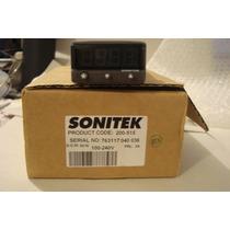 Controlador De Temperatura (pirómetro) Marca Sonitek