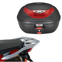 Kit Honda Cb300r Bauleto Givi E350n + Suporte Bagageiro Scam