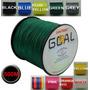 Linha Multifilamento Line Think Goal Japan 500 M
