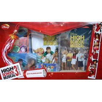 High School Musical 3 Mega Paquete Escolar