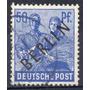 Berlin 1948 Yv 13 Usado Sobrecarga Nergra V Catálogo 30euros
