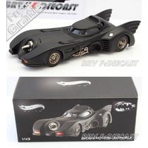 1/43 Hot Wheels Elite Batmóvel Do Filme Batman O Retorno