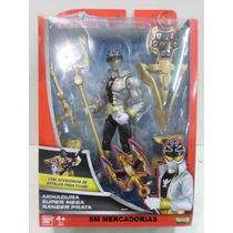 Power Rangers Super Megaforce Super Mega Ranger Prata Sunny