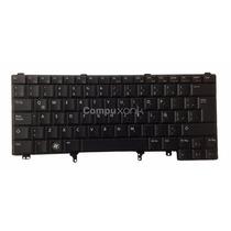 Teclado Dell Latitude E6420 E5420 E6220 E6320 E6430 Esp Lumi
