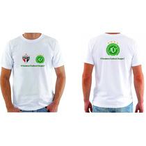 Camisa Personalizada Chapecoense Blusa Camiseta São Paulo