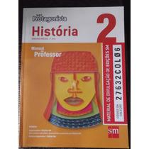 Livro Do Professor Ser Protagonista História 2º Ano Didático