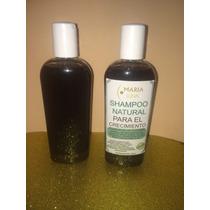 Shampoo Crecimiento Organico Sangre De Grado Seborrea Caspa