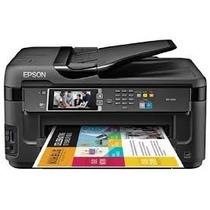 Impresora Epson 7610 Tabloide Con Sistema De Tinta Continua