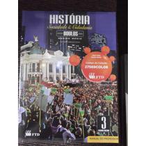 Livro Do Professor História Sociedade & Cidadania 3º Ano