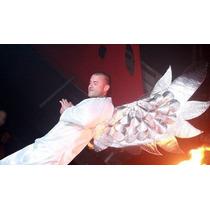 Fantasia: Túnica De Anjo - Performer Angels