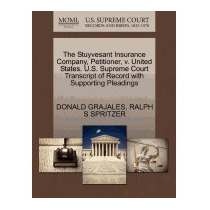 Libro Stuyvesant Insurance Company, Petitioner,, Donald Graj