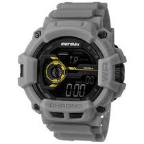Relógio Masculino Mormaii Mo1105ab/8y Digital Acqua Pro